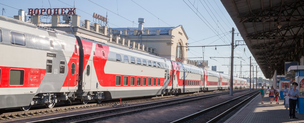 Faster services and improved long-distance passengertrain schedule